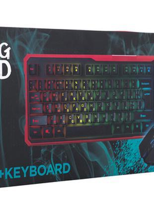 Клавіатура комп'ютерна Ergo MК 580 мишка/клавіатура