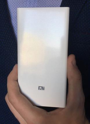 Power bank Xiaomi 20000mAh 2 USB повербанк, пауэр Сяоми