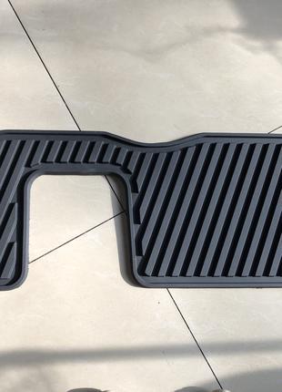Subaru Tribeca 2006-2014 - Коврик резиновый,черный, для 3 ряда си