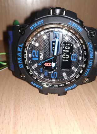 Мужские наручные армейские, спортивные часы фирмыSMAEL