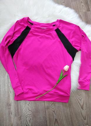 Женская спортивная кофта для занятий спортом фитнесом танцев бега