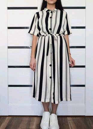 Платье рубашка миди Primark