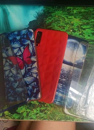 Чехлы на Samsung Galaxy A7 2018