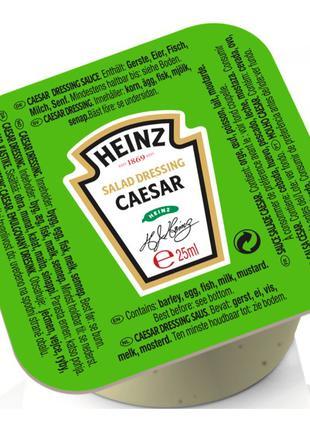 Heinz соус салатный Цезарь дип пак 25мл./100шт.