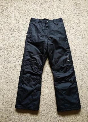 Лыжные штаны брюки зимние crivit sports размер 146-152