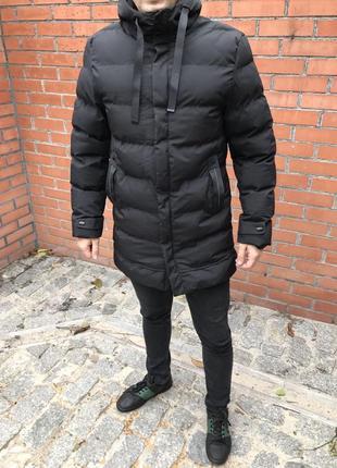 Новинка! зимняя мужская куртка пуховик зимова чоловіча куртка ...