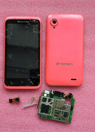 Lenovo S720 запчасти