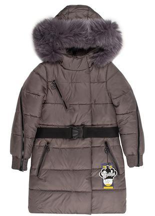♥ зимний пуховик детский  - 134-152 рр ♥