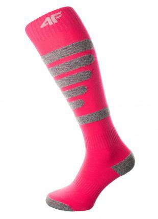 Шкарпетки лижні 4F Warm 35-38 рожевий 01-4fpink