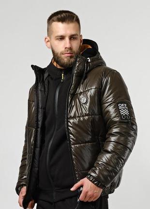 Куртка danstar размер 50 хаки