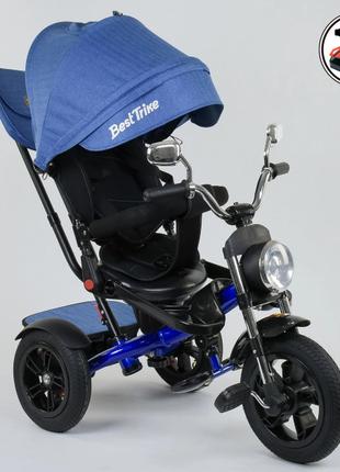 Детский трехколесный велосипед Best Trike 4490-3525