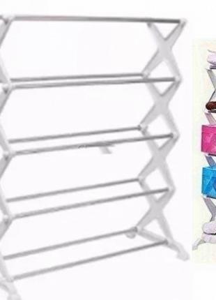 Стойка для хранения обуви UTM Shoe Rack 5 полок