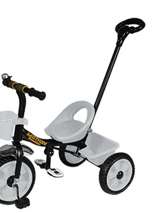 Велосипед трехколесный TILLY MOTION T-320 серый