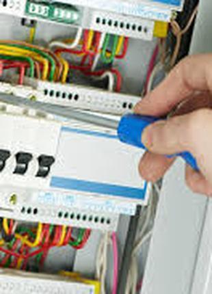 Електрик, професійні електромонтажні роботи в будинках, квартира