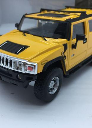 1/43 1:43 Hummer H2 модель