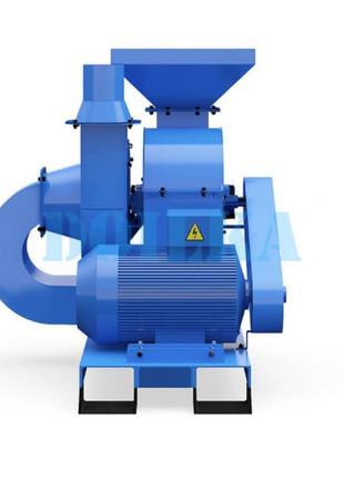 Дробилка CHOPPER - 400 (15 кВт, молотковая зернодробилка)