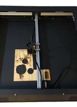 Лазерный гравер ЧПУ станок для гравировки/резки 5,5 Вт/450*500мм