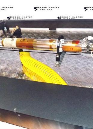 Лазерный гравер со2 50Вт 700*600мм Станок ЧПУ Для Резки Оборуд...