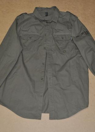 Мужская куртка рубашка стильная