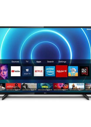 Телевизор Philips 43PUS7505 smat tv смарт тв 4к новый