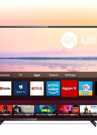 Телевизор Philips 43PUS6704 смарт тв smart tv 4K Ambilight HDR