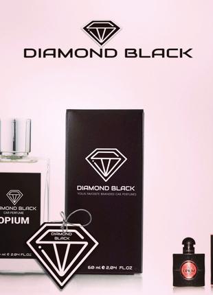 Автопарфюм, ароматизатор  Yves Saint Laurent Black Opium