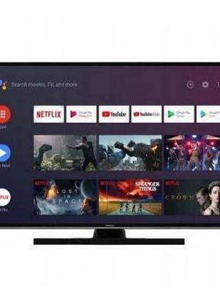 Телевизор Hitachi 50HAK5750 смарт тв Android tv 4k