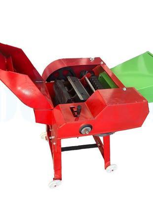 Траворезка соломорезка 9ZP-0.4A (2,2 кВт, 1200 кг/час)