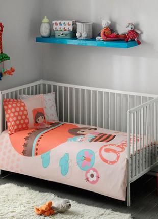 Комплект в кроватку,детское постельное