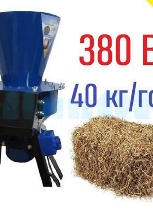 Сенорезка-соломорезка СНР-30 (380 В,1,1 кВт)