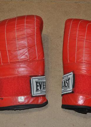 Everlast перчатки битки для бокса