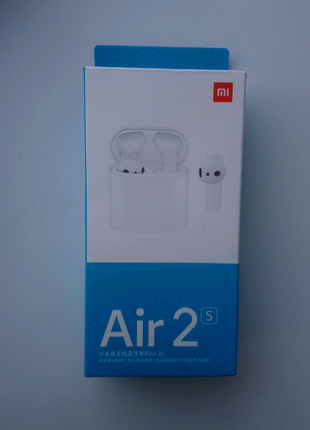 Наушники Xiaomi Mi Air 2 True