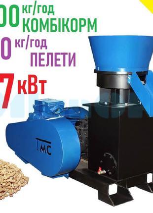 Гранулятор GRAND-400 (37 кВт, 1000/500 кг в час)