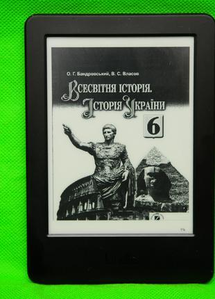 Электронная книга Kindle 6 Отличное сост. Оригинальный чехол