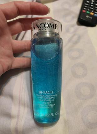Lancome Bi-facil средство для снятия макияжа с глаз