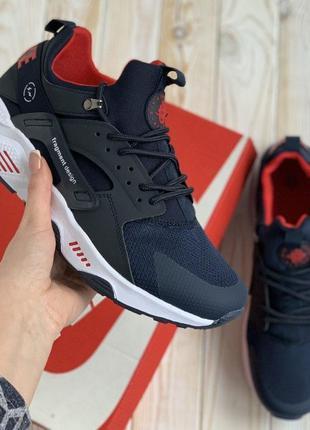 3076 Nike Huarache кроссовки найк хуараче мужские кросовки найки
