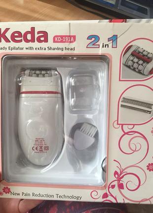 Эпилятор keda