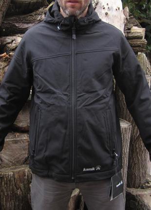 Куртка мужская kamik soft shell jacket , оригинал, м.