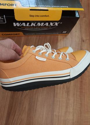 Кеды Walkmaxx новые