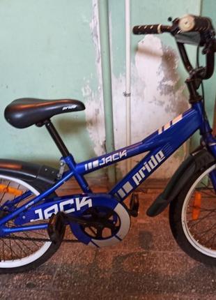 Велосипед подростковый pride jack 20