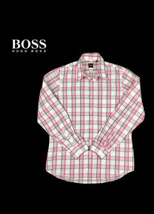 Рубашка boss hugo boss - m