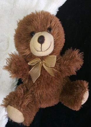 Мягкая игрушка медведь, мишка плюшевый