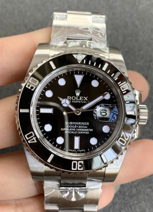 Rolex Submariner 116610LN Stainless steel 904L ETA 2824-2