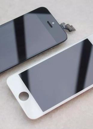 Дисплей + Сенсор (Модуль) Apple iPhone 5 / 5S / 5C Tested Наложка