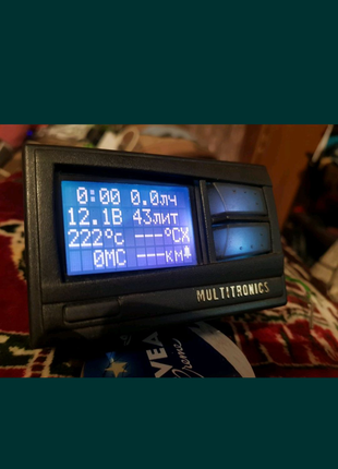 Бортовой компьютер Multitronics Comfort X10 Крайняя цена!