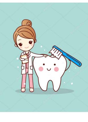 Детский врач-стоматолог