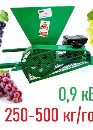 Дробилка (давилка) для винограда с электромотором MINSK ML-GP