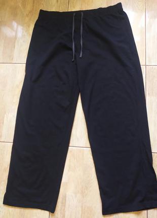 Мужские пижамные брюки большого размера