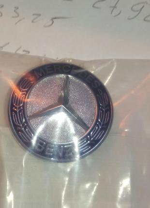 Эмблема значок в решетку радиатора Mercedes W221 A 221 817 00 16
