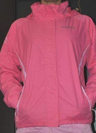Куртка розовая regatta  спортивная